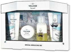 11 Village Factory Mini Pack (Travel Kit)