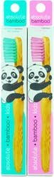 Absolute Bamboo Kids Toothbrush 1 s'