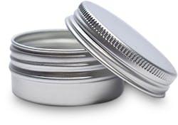 Acala Aluminium Lipbalm Tin 15ml