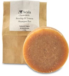Acala Chamomile, Rosehip And Lemon Shampoo Bar 100g