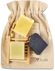 Acala Deluxe Soap Lovers Gift Bag