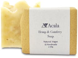 Acala Hemp And Comfrey Soap 100g