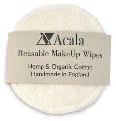 Acala Hemp Cotton Make-Up Wipes