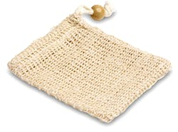 Acala Sisal Soap Bag With Drawstring