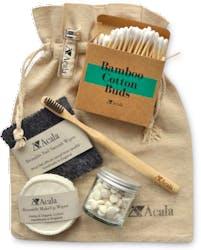 Acala Zero Waste Essentials Bag Without Razor