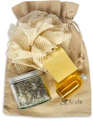 Acala Zero Waste Spa Day Pamper Bag