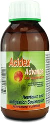 Acidex Advance Oral Peppermint Suspension 250ml