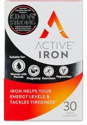 Active Iron 30 Capsules