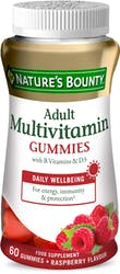Nature's Bounty Adult Multivitamin 60 Gummies
