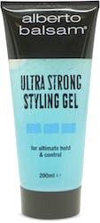 Alberto Balsam Ultra Strong Styling Gel 200ml