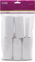 All About Home Lint Rollers Pack of 5