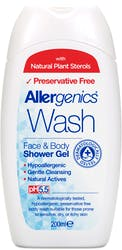 Allergenics Shower Gel 200ml