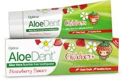 AloeDent Childrens Toothpaste 50ml