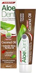 AloeDent Coconut Toothpaste 100ml
