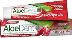 AloeDent Pomegranate Toothpaste 100ml