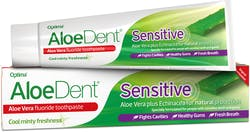 AloeDent Sensitive Toothpaste With Fluoride 100ml