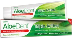 AloeDent Triple Action Toothpaste With Fluoride 100ml