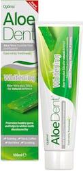 AloeDent Whitening Toothpaste Fluoride Free 100ml