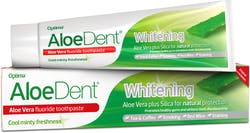 AloeDent Whitening Toothpaste with Fluoride 100ml