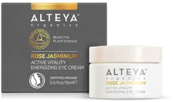 Alteya Organic Active Vitality Energizing Eye Cream Rose Jasminium 15ml