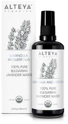 Alteya Organic Bulgarian Lavender Water 100 ml - Glass Bottle