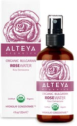 Alteya Organic Bulgarian Rose Water 120 ml Spray