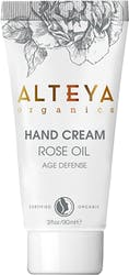 Alteya Organic Hand Cream Rose Oil - Age Defense 90 ml