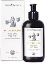 Alteya Organic Rose Otto Face Wash 250 ml