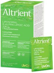 Altrient Liposomal R-Alpha Lipoic Acid 30 x 5.7 ml Sachets