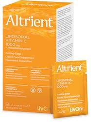 Altrient Liposomal Vitamin C 30 x 5.7ml Sachets