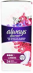 Always Discreet 24 Liners