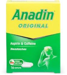 Anadin Original 16 Tablets
