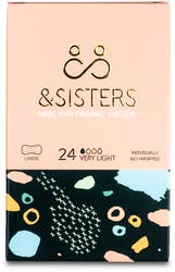&SISTERS Liners Very Light 24 Pack
