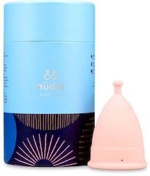 &SISTERS The Nudie Period Cup Medium 24Ml Capacity 18-30 Yrs Old