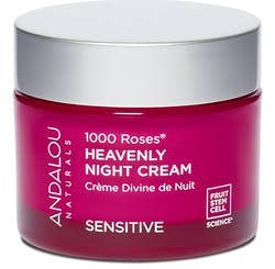 Andalou 1000 Roses Heavenly Night Cream 50g