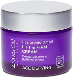 Andalou Hyaluronic DMAE Lift & Firm Cream 50g