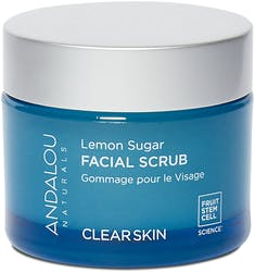Andalou Lemon Sugar Facial Scrub 50g