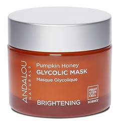 Andalou Pumpkin Honey Glycolic Mask 50g