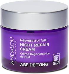 Andalou Resveratrol Q10 Night Repair Cream 50g