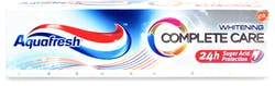 Aquafresh Complete Care Whitening Fluoride Toothpaste 75ml