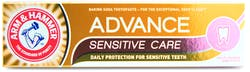 Arm & Hammer Advance Sensitive Care Baking Soda Toothpaste 75ml
