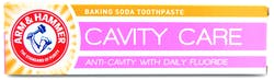 Arm & Hammer Cavity Care Baking Soda Toothpaste 125g