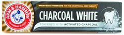 Arm & Hammer Charcoal White Peppermint 75ml