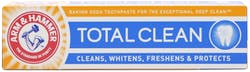 Arm & Hammer Total Clean Baking Soda Toothpaste 125g