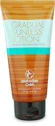 Australian Gold Gradual Build Sunless Lotion 177ml