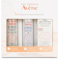 Avène Sensitive Skin KIT - 3 Step Routine