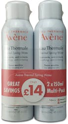 Avène Thermal Spring Water Multi-Pack 2 x 150ml