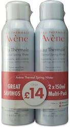 Avène Thermal Spring Water Multi-Pack 2 x 150ml