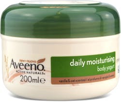 Aveeno Daily Moisturising Body Yogurt Vanilla & Oat 200ml