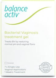 Balance Activ Bacterial Vaginosis Treatment Gel 7x5ml